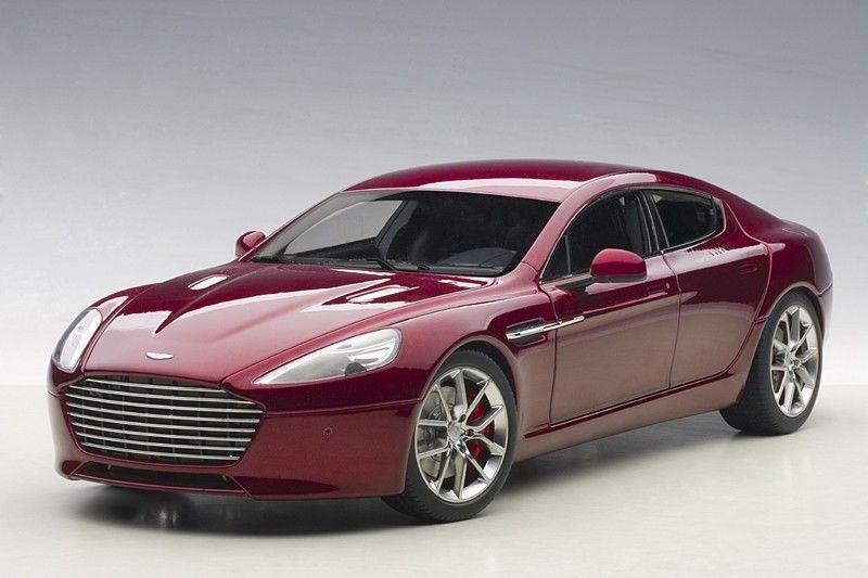 venderse como panqueques Autoart 2015 Aston Martin Rapide S satán rojo 1 1 1 18  nuevo artículo   en linea