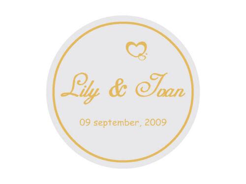 30 personalised wedding envelope seals stickers labels ebay