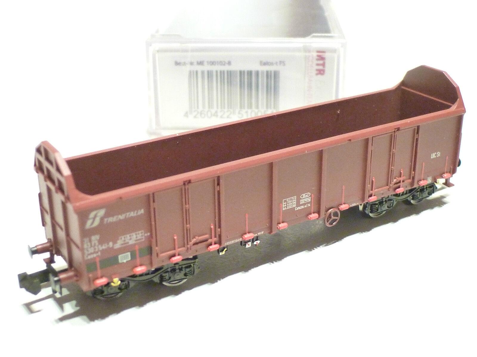 Mtr N FS Wood Trolley Type ealos-T Brown ME100102-B NEW OVP