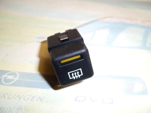 Schalter Heizbare Heckscheibe Vectra-A 2000 neu original OPEL