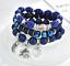 Boho-Multilayer-Natural-Stone-Bead-Tassel-Pendant-Chain-Bracelet-Charm-Women-Set thumbnail 43