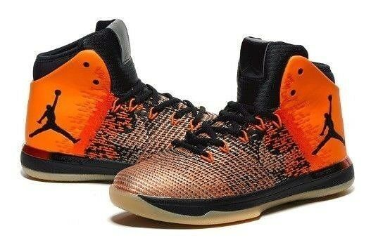 Nike Air Jordan 31 XXXI Shattered Backboard Black Starfish Basketball Shoes 10.5