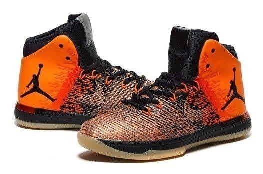Nike Nike Nike Air Jordan 31 XXXI Shattered Backboard Black Starfish Basketball Shoes 10.5 e40cbc