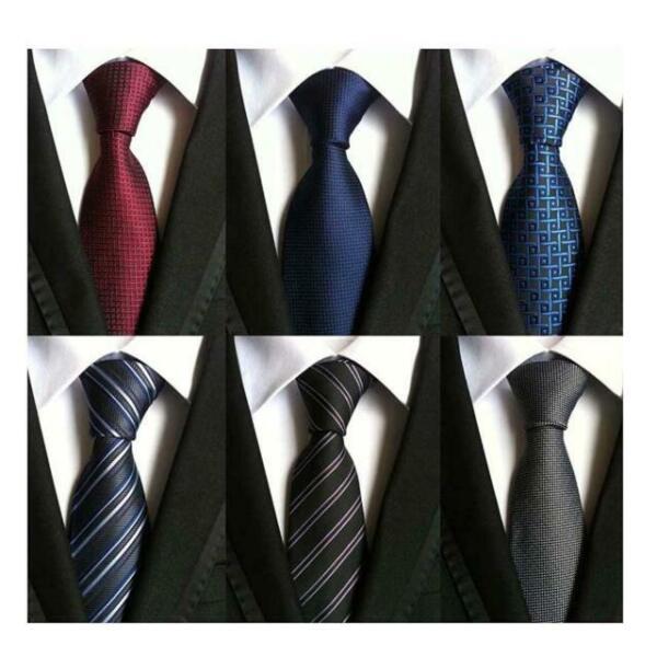 Mens Circuit Board Necktie Polyester Silk Soft Business Gentleman Tie Necktie