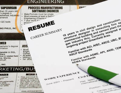 Resume writing services, CV, Cover letter, Editing, Admission applications  | eBay