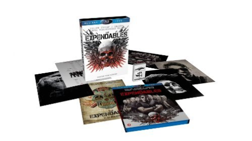 Expendables [ Collector'S Edition ] [Region 2] - Dutch I (US IMPORT) Blu-Ray NEW
