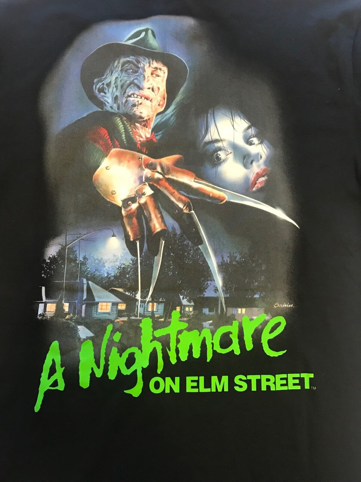 H&M 2-SIDED NIGHTMARE ON ELM STREET T-Shirts NEW Sizes XS, S, M, L, XL
