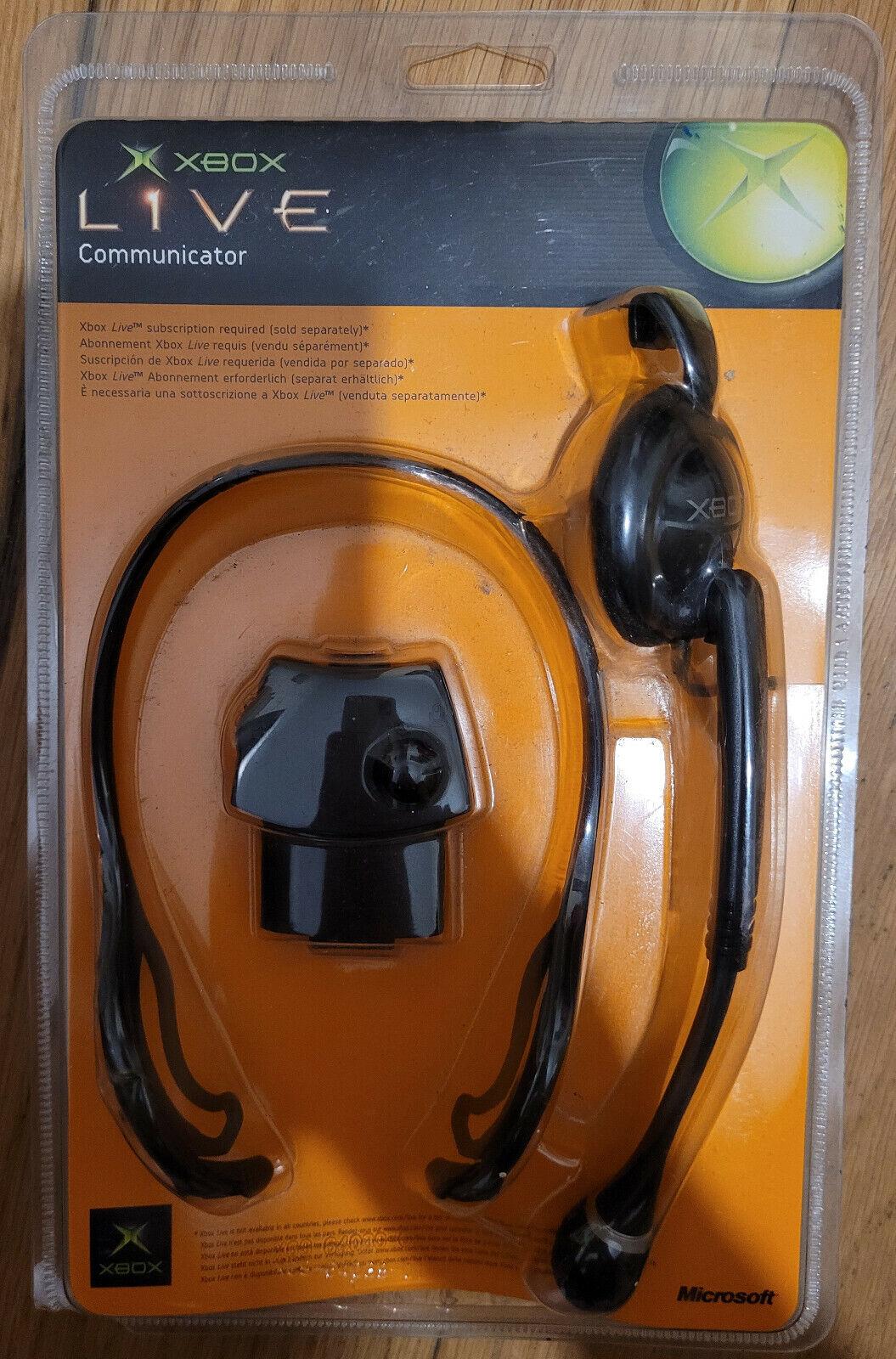 XBOX Live Communicator for Microsoft XBOX from Microsoft