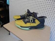 online store c2895 d0f3e Adidas D Lillard 2 B72598 Men Black Gold Sport Basketball shoes - size 15