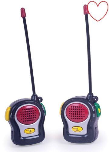 Worlds Smallest Walkie Talkies Tiny Pocket Radio Toy Gadget Stocking Filler