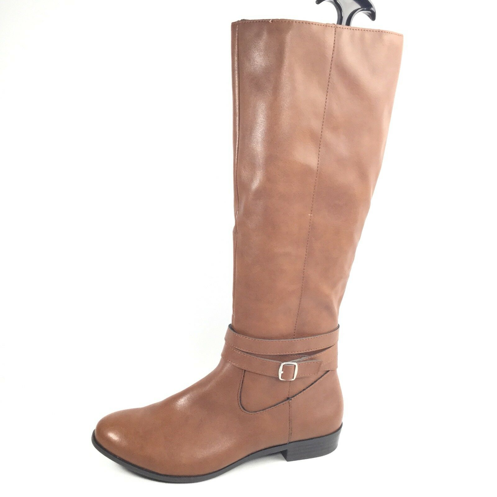 Style & Co Fridaa Womens Size 6 M Barrel  High Knee Riding Boots