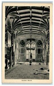 Tucks-Picture-Postcard-Windsor-Castle-Guard-Room