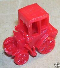 CHARM FEVE PENDENTIF 3D TACOT PANHARD LEVASSOR 1893 COULEUR ROUGE HO 1/87