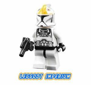 LEGO-Minifigure-Star-Wars-Clone-Pilot-sw491-Minifig-FREE-POST