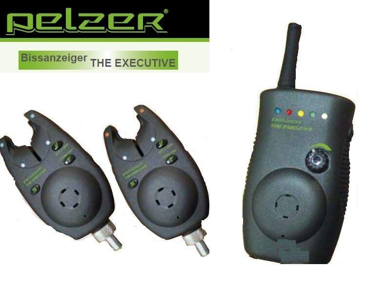 Pelzer Executive Bissanzeiger Set 2er Funkbissanzeiger Set Pelzer Bissanzeiger