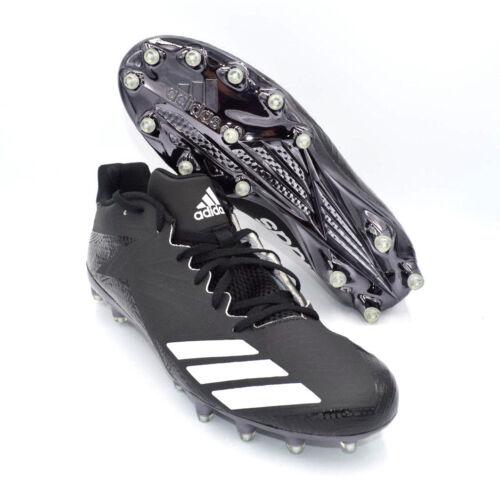 à crampons Chaussures football noires hommes de blanches football 12 Adidas taille pour Freak de 4qqwxE1