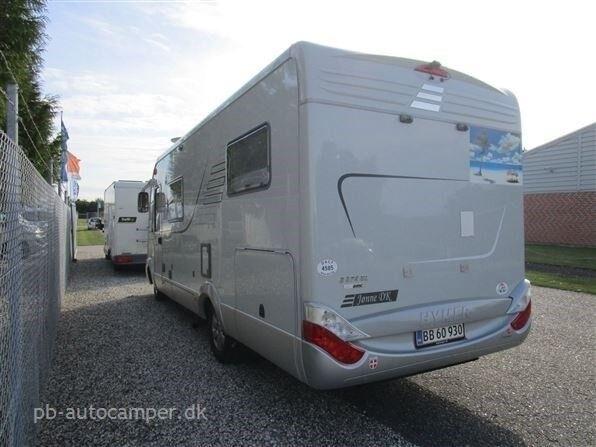 Hymer B Klasse 674 SL, 2008, km 81000