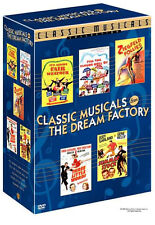 CLASSIC MUSICALS FROM THE DREAM FACTORY (5PC) - DVD - Region 1