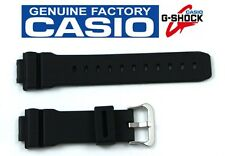 CASIO G-Shock DW-9000-1AV 16mm Original Black Rubber Watch BAND DW-9000-1BV