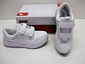 New-Balance-928V2-Walking-White-Hook-amp-Loop-WW928HW2-Shoes-Womens-7-D-Wide
