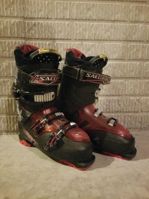 Mens Salomon Performa 6 Ski Boot - Size