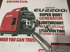 Honda Generator Eu2200i Extended Run Gas Cap Oil Tube Mag Dipstick New