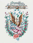 Spider Webb's American Eagle Tattoo Flash by Spider Webb (Hardback, 2015)