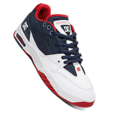 DC Shoes Maswell Navy/White Men's