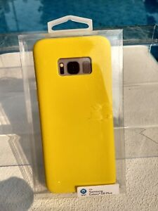 premium selection ed318 2a4f4 ONN Cell Phone Case Samsung Galaxy S8 Plus Yellow Brand New ...
