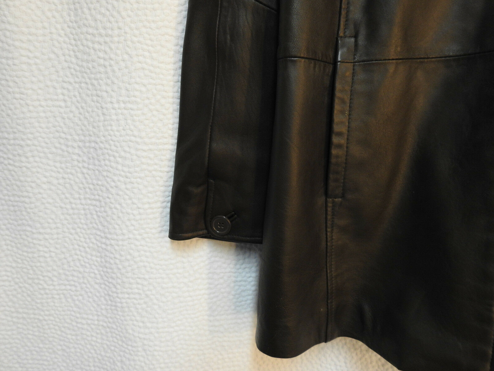 Gallery Womens Deep Brown Lined Lined Lined Coat Size S; Original Price  330 - near perfect  b3e8a4