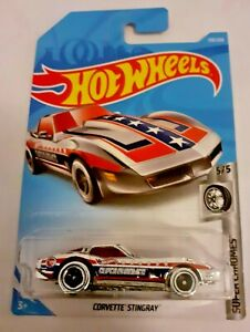 Mattel-Hot-Wheels-Corvette-Stingray-Nuevo-Sellado
