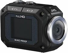JVC GC-XA1 - Action camera - mountable - 1080p - 5.0 MP - Wi-Fi - underwater up