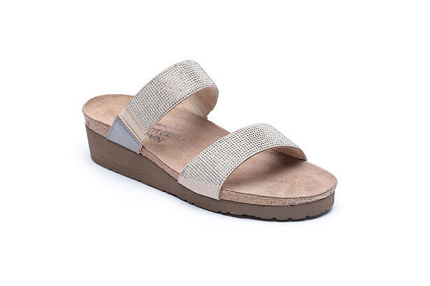 Naot  blanc Leather Leather Leather chaussures Slip On Slides Gladiator Flat Clogs Casual Wedge New a8dfc2