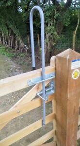 Uni Latch Equine Bridleway Gate Latch System Wooden Gates