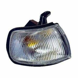 91-94 NISSAN NX SENTRA FRONT SIDE MARKER LIGHT LH OEM DRIVER