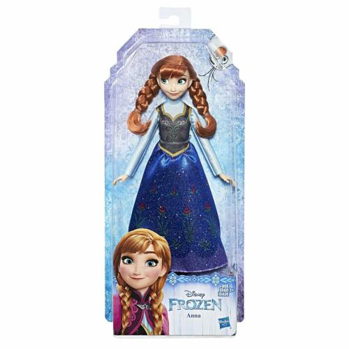 Classic Anna Fashion Doll environ 27.94 cm 28 cm HASBRO Disney Frozen 11 in