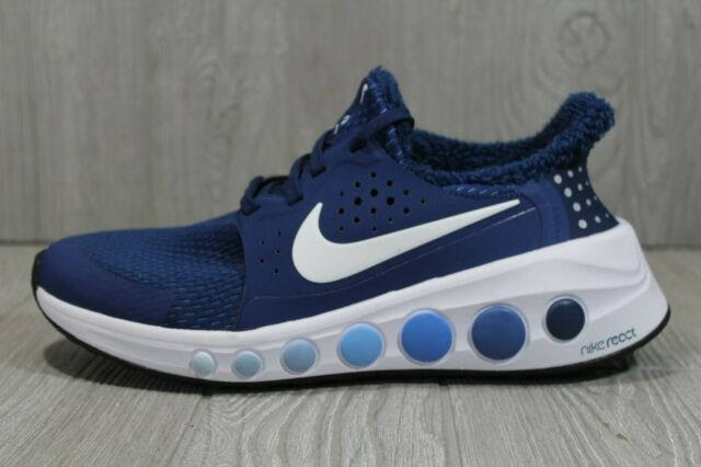 56 New Nike Mens CruzrOne React Coastal Blue White Shoes Size 8.5 CD7307 400