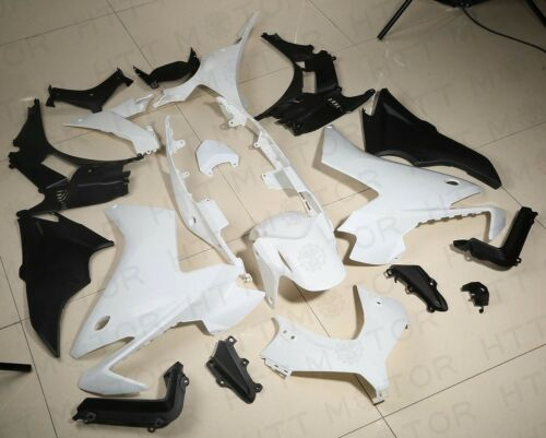 ABS Plastic Fairing Body Bodywork Cowl Set For Honda CBR500R CBR 500 R 2013 2014