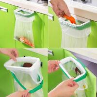 Usa Plastic Hanging Kitchen Trash Bag Portable Tool Garbage Home Holder Storage