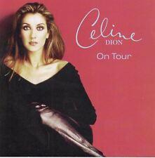 Celine Dion on Tour CD 550 Music Maxi Single 5 Tracks, 1998 Sony