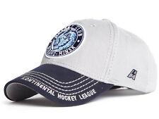 HC Dinamo Minsk KHL Cap. Russian hockey officially licensed, gray