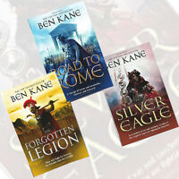 Ben Kane , Forgotten Legion Chronicles Series Collection 3 Books Set Pack New PB