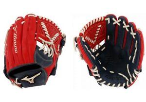 Mizuno-GGE43-RHT-Global-Elite-11-25-Pro-Infield-Pitcher-Baseball-Glove-Red