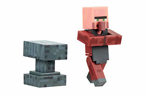 MINECRAFT-TOYS-Villager-Blacksmith-action-Figure-with-Accessories