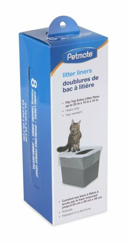 Petmate Top Entry Litter Pan Liners