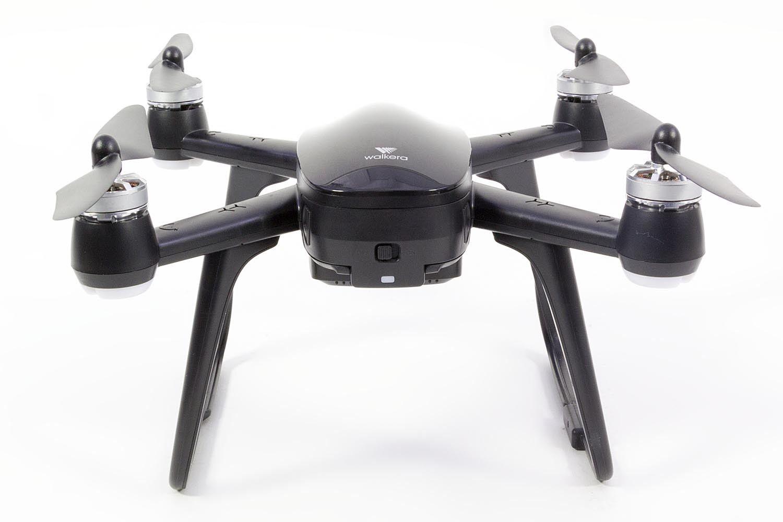 Walkera Aibao FPV 4k Quadricottero RTF Nero - Drone FPV con 4k Uhd-Kamera, F8