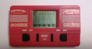 LCD-SCORE-GAME-SOCCER-GAME-LCD-VINTAGE-FUNZIONANTE-bb32