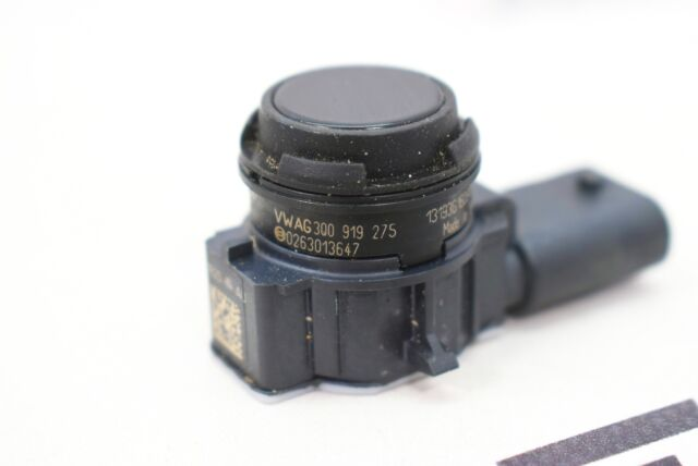 VW TIGUAN 2 II ad1 Pdc Capteur Stationnement Aide Au Stationnement tungstensilver 3q0919275