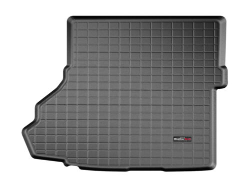 WeatherTech Cargo Liner Trunk Mat for Ford Mustang w//Shaker Pro 2015-2019 Black