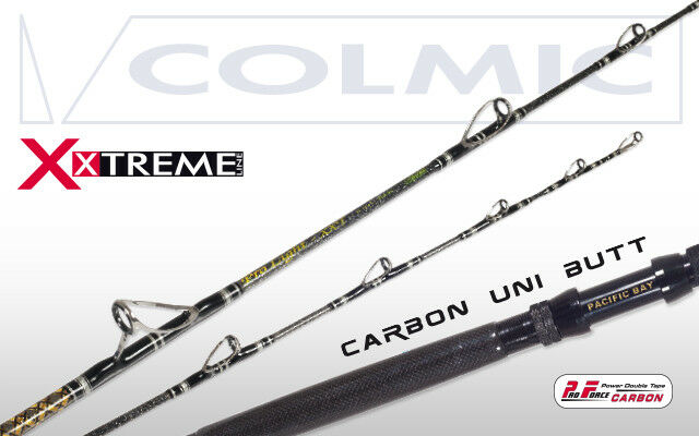 CANNA COLMIC PRO LIGHT XXT 20LBS30LBS MARE CANNA PESCA TROLLING BARCA